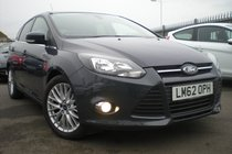 Ford Focus Zetec 1.0T EcoBoost, 1 PRIVATE LADY OWNER