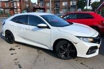 Honda Civic 1.6 i-DTEC SR Auto (s/s)