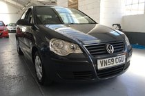 Volkswagen Polo E (60BHP) ONE OWNER ONLY 18850 MILES!!