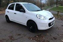Nissan Micra Visia 1.2 12v, !!  FINANCE AVAILABLE  !!