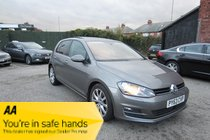 Volkswagen Golf GT TDI BLUEMOTION TECHNOLOGY DSG £30 ROAD TAX ! FSH ! HTD SEATS ! PAN-PROOF ! NAV/MEDIA PHONE ! RESERVE & COLLECT !