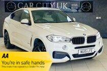 BMW X6 XDRIVE30d M SPORT - HEAD UP DISPLAY