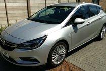 Vauxhall Astra ELITE NAV CDTI ECOFLEX S/S LEATHER SAT NAV