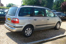 Ford Galaxy ZETEC 16V