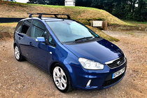 Ford C-Max TITANIUM 125 #FinanceAvailable