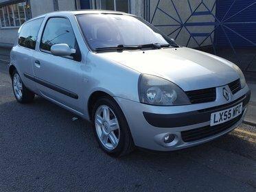 Renault Clio 1.2 16V DYNAMIQUE A/C