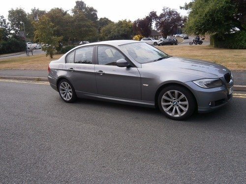 BMW 3 SERIES 318i SE WITH FULL LEATHER