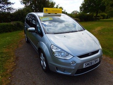 Ford S-Max 2.0 6 speed titanium