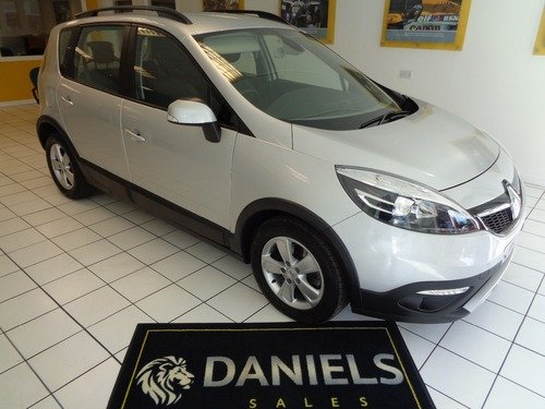 Renault Scenic X-Mod 1.6 dCi 130bhp Stop/Start Dynamique TomTom