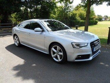 Audi A5 2.0 TFSI QUATTRO S LINE 211PS