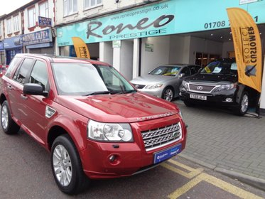 Land Rover Freelander I6 HSE  PETROL, AUTOMATIC, 1 PREVIOUS KEEPER