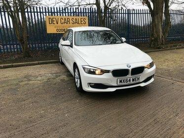 BMW 3 SERIES 320d EfficientDynamics Business Edition (s/s) 4dr