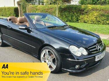 Mercedes CLK CLK280 SPORT