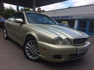 Jaguar X-Type 2.0D S