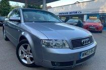 Audi A4 AVANT TDI SE (130BHP)