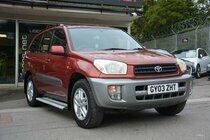 Toyota RAV4 VVTI GX