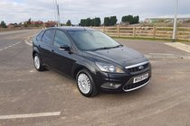 Ford Focus 1.6 TITANIUM - FULL MOT - SERVICED - ANY PX WELCOME
