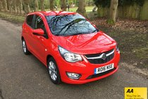Vauxhall VIVA SL FULL SERVICE HISTORY BLUETOOTH CLIMATE CONTROL AND CRUISE