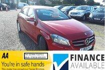 Mercedes A Class A180 CDI BLUEEFFICIENCY SE