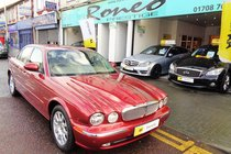 Jaguar XJ V6 3.0 PETROL AUTO,A ONE OFF GARAGE KEPT LOW MILEAGE SHOWROOM CONDITION JAGUAR,