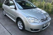 Toyota Corolla VVTI COLOUR COLLECTION AUTO