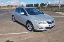 Vauxhall Astra 1.7CDTI ACTIVE 110PS - FULL MOT - FULL VAUXHALL HISTORY - ONE OWNER
