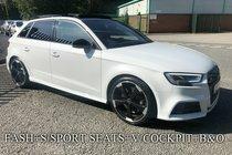 Audi S3 2.0 TFSI SPORTBACK QUATTRO BLACK EDITION +++PEARL WHITE+++