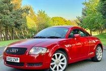 Audi TT QUATTRO (225BHP) 1.8 - EXTREMELY RARE AMULET RED