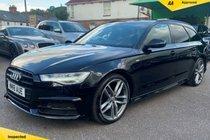 Audi A6 1.8 TFSI Black Edition Avant S Tronic (s/s) 5dr