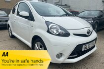 Toyota AYGO VVT-I FIRE IN COMPLIANCE WITH COVID-19 ALL VEHICLES ARE AVAILABLE FOR VIDEO VIEWINGS & CONTACT FREE DELIVERIES