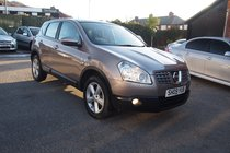 Nissan Qashqai 1.5 dCi Acenta FULL SERVICE HISTORY ! 99% FINANCE APPROVAL !