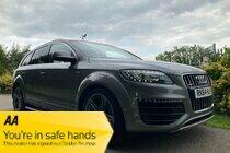 Audi Q7 TDI QUATTRO S LINE SPORT EDITION
