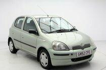 Toyota Yaris VVTI GLS