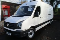 Volkswagen Crafter CR35 TDI H/R LWB TEMPERATURE CONTROLLED