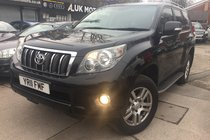 Toyota Land Cruiser LC4 3.0 D-4D Auto 7-Seat (MARCH 2011 REGISTERED)  KENYA EXPORT READY!!