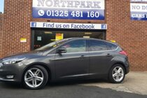 Ford Focus ZETEC - BUY NO DEPOSIT FROM £48 A WEEK T&C APPLY