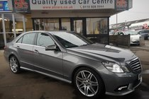 Mercedes E Class E220 CDI BLUEEFFICIENCY SPORT ED125