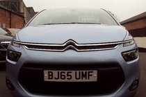 Citroen C4 Picasso 1.6 VTR PLUS BLUE HDI 120 6SP EAT AUTOMATIC