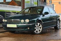 Jaguar X-Type 2.2D SE