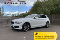 BMW 1 SERIES 1.5 118i Sport Sports Hatch Auto (s/s) 5dr