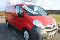 Vauxhall Vivaro EXCELLENT CONDITION ONE OWNER DIRECT FROM COMPANY FULL YEARS MOT
