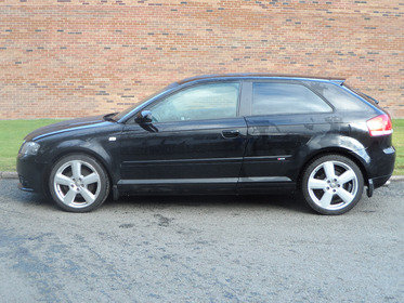 Audi A3 2.0T FSI S LINE S SPECIAL