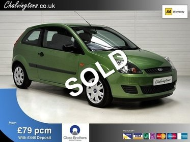 Ford Fiesta 1.6 16v Style 3DR Fully Automatic, Low Mileage