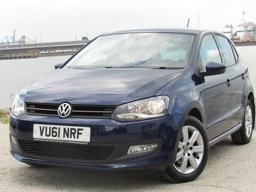 Volkswagen Polo 1.2 TDI MATCH 75PS