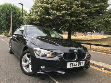 BMW 3 SERIES 320d EFFICIENTDYNAMICS+SAT NAV+DVD+FSH