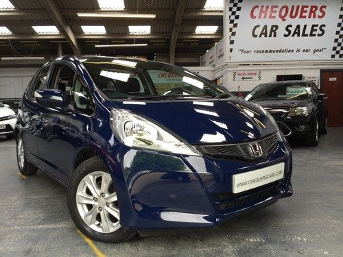Honda Jazz 1.4 I-VTEC ES ONLY 22,000 MILES FULL SERVICE HISTORY, USB AND AUX INPUTS