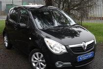 Vauxhall Agila 1.2 SE AUTOMATIC 5 DOOR