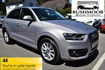 Audi Q3 TDI QUATTRO SE