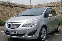 Vauxhall Meriva *FULL SERVICE HISTORY*LONG MOT*