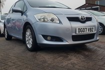 Toyota Auris 1.6 VVT-i TR 3dr p/x welcome 1 FORMER KEEPER, NICE CAR